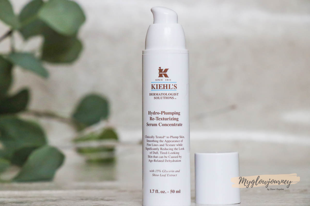 Hydro-Plumping Re-Texturizing Serum Concentrate Review