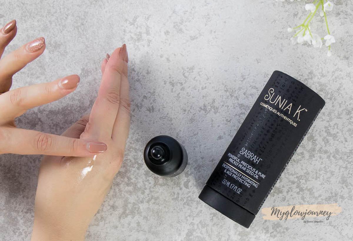 Sunia-K Sabrah Oil Review