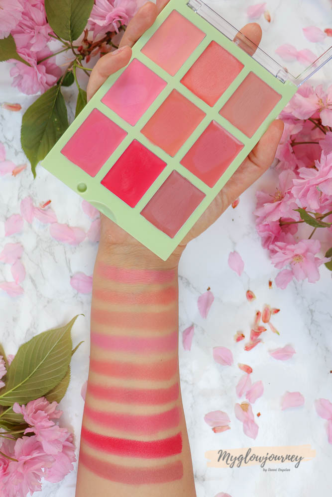 Pixi Beauty X Dulce Candy | Palettes Review and Swatches