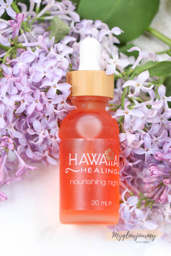 Hawaiian Nourishing Night Oil